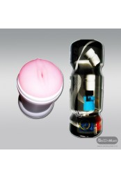 Girl No-06 Male Stroker with Wall Holder MS-022