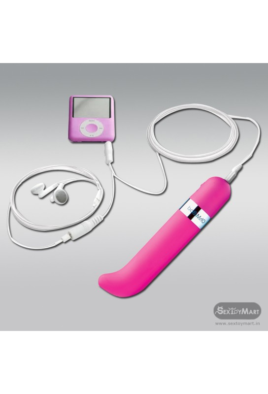 Ohmibod Music GSpot Vibrator Feel the Music MV-001