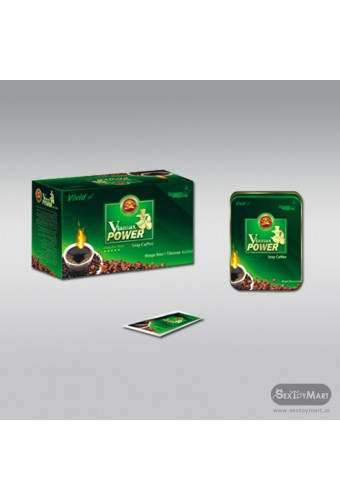 Viamax Power Sexy Coffee Only For Male HSP-002