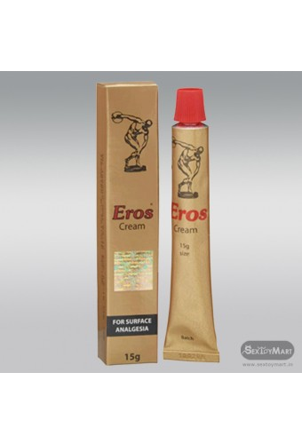 Eros Delay Cream for Men DTZ-002
