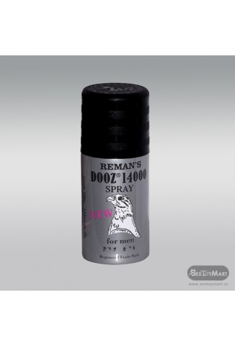 Reman's Dooz 14000 Delay Spray For Men - Original DTZ-003