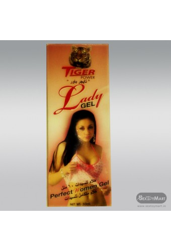 Tiger Power Lady Gel CGS-004