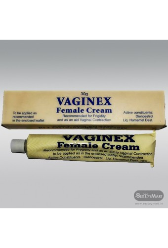 V-nx Female Cream 30g Made in England CGS-009