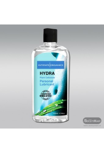 HYDRA PLANT CELLULOSE WATERBASED LUBRICANT GLYCERINE FREE CGS-17