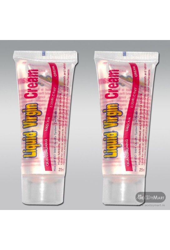 Liquid women Cream 2 in 1 Pack CGS-028