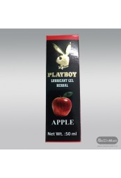 Playboy Lubricant Water Based Gel - Apple Flavoured CGS-032